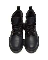 Dr. Martens - Black 939 Thinsulate Boots - Lyst