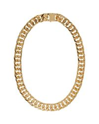 Ambush - Metallic Gold New Classic Chain 2 Necklace for Men - Lyst