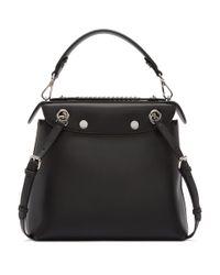 Fendi - Black 'back To School' Backpack - Lyst