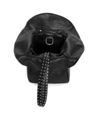 3.1 Phillip Lim - Black Ray Mini Glove Pouch - Lyst