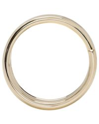 Sophie Bille Brahe - Metallic Gold Pirouette Grand Ressort Ring - Lyst
