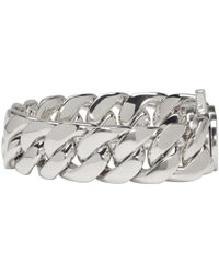 Tom Wood - Metallic Silver Slim Bracelet - Lyst