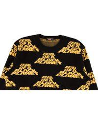 Supreme - Black Udc Public Enemy Sweater for Men - Lyst
