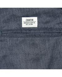 Katin - Blue Court Short - Navy for Men - Lyst