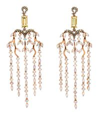 Wendy Yue | Multicolor Opal Chandelier Earrings | Lyst