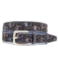 Orciani - Blue Blossom Belt for Men - Lyst
