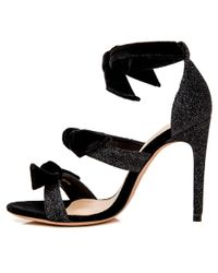 Alexandre Birman - Black Mary Sandal - Lyst