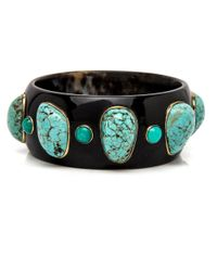 Ashley Pittman - Multicolor Michezo Dark Horn Bangle - Lyst