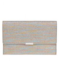 Loeffler Randall - Multicolor Envelope Clutch - Lyst