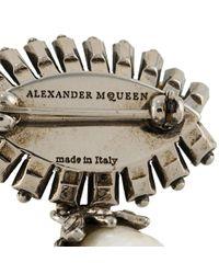 Alexander McQueen - Multicolor Moon Broch Chain - Lyst
