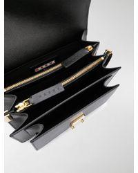 Marni - Black Trunk Shoulder Bag - Lyst
