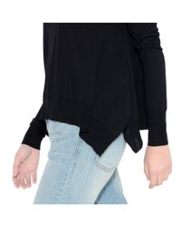 Stella McCartney - Black Large Volume Jumper - Lyst