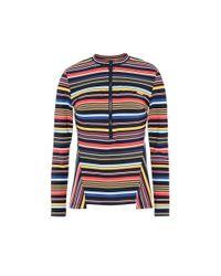 Stella McCartney - Multicolor Multicolour Stripes Rashguard - Lyst
