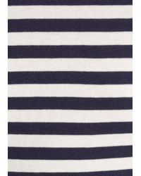 & Other Stories - Blue Striped Sweater - Lyst
