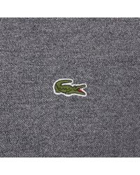 Lacoste - Blue Grey L.12.12 Polo Shirt for Men - Lyst