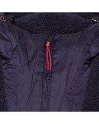 Napapijri | Dark Blue Teide Fleece for Men | Lyst