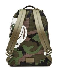 Valentino - Multicolor Rockstud Printed Camouflage Backpack for Men - Lyst