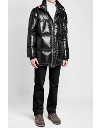 Moncler - Black Mancora Twist Down Jacket for Men - Lyst