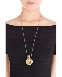 Aurelie Bidermann   Metallic 18kt Gold Plated Necklace   Lyst