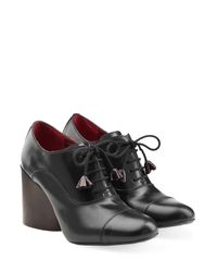 Marc Jacobs - Black Leather Ankle Boots - Lyst