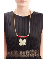 Marni | Multicolor Pendant Necklace | Lyst
