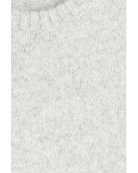 AMI - Multicolor Alpaca Blend Pullover for Men - Lyst