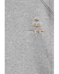 Étoile Isabel Marant Gray Cotton Sweatshirt