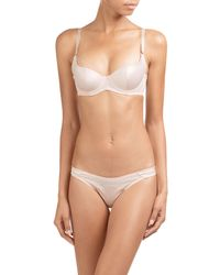 L'Agent by Agent Provocateur | Multicolor Satin Bra | Lyst