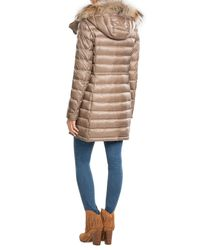 Woolrich - White Sundance Down Coat - Lyst
