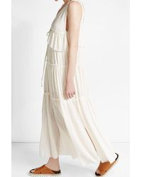 See By Chloé   Multicolor Cotton Maxi Dress   Lyst