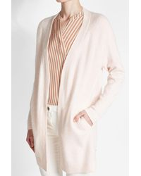 81hours - Multicolor Cashmere Long Open Cardigan - Lyst