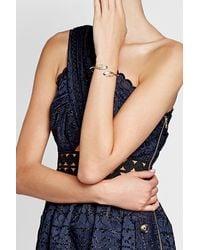 Gas Bijoux | Metallic Duality Penna 24kt Gold-plated Bracelet | Lyst