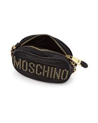 Moschino - Green Oxidized Brass Plated Wynn Cuff - Lyst