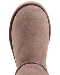 Ugg - Multicolor Classic Mini Suede Boots - Lyst