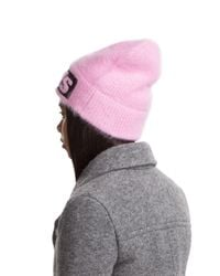 Alexander Wang | Multicolor Graphic Beanie | Lyst