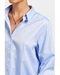 Marc Jacobs - Blue Pendant Necklace - Lyst