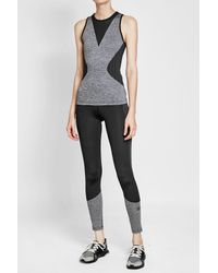 Adidas By Stella McCartney | Multicolor Training Check Tank Top | Lyst