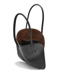 Nina Ricci - Black Leather Tote - Lyst