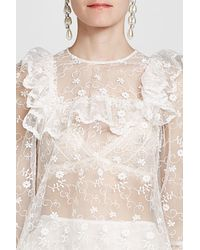 Simone Rocha - Multicolor Pearl And Crystal-embellished Earrings - Lyst