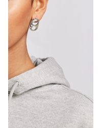 Marc Jacobs | Metallic Embellished Earrings | Lyst
