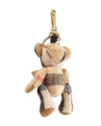 Burberry - Multicolor Cashmere Charm - Lyst
