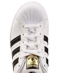 Adidas - Multicolor 'superstar' Sneaker - Lyst