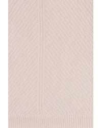 Rag & Bone - Pink Cashmere Pullover - Lyst