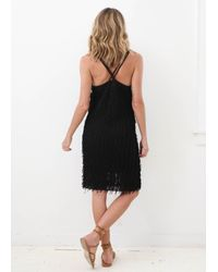 M.Patmos | Black Clara Crochet Dress | Lyst