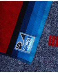 Superdry - Blue Sun Rider Towel for Men - Lyst