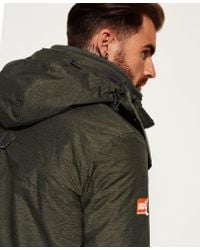 Superdry - Multicolor Hooded Arctic Wind Attacker Jacket for Men - Lyst