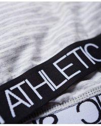 Superdry - Gray Athletic Bralet - Lyst
