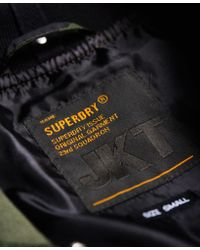 Superdry - Green Sd-1 Bomber Jacket - Lyst