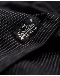 Superdry - Black Essentials Off Shoulder Top - Lyst