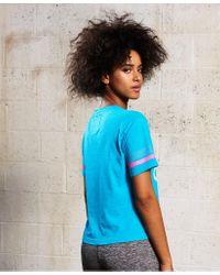 Superdry Blue Sport Original T-shirt